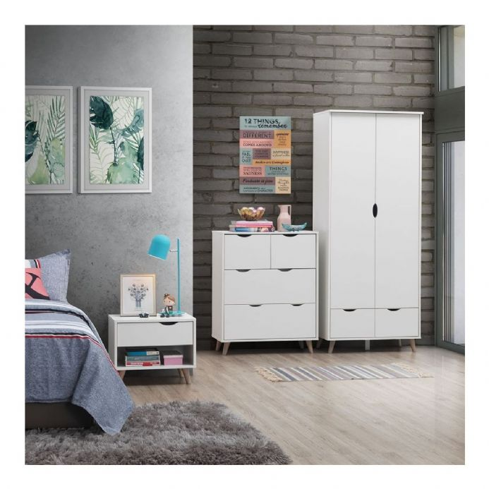Pulford 3 Piece Bedroom Set